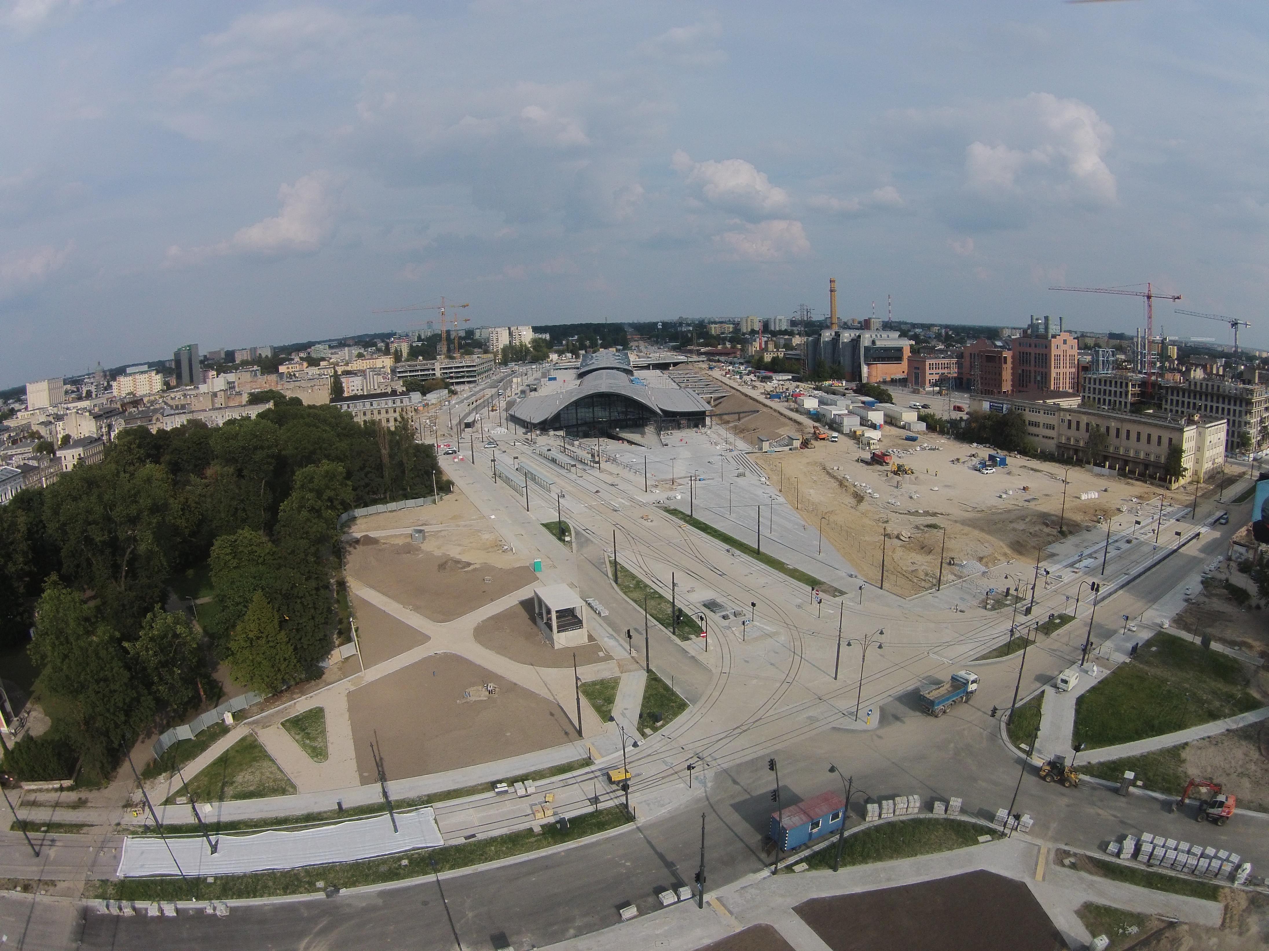 4. Dworzec Centralny w Łodzi - budowa.jpg