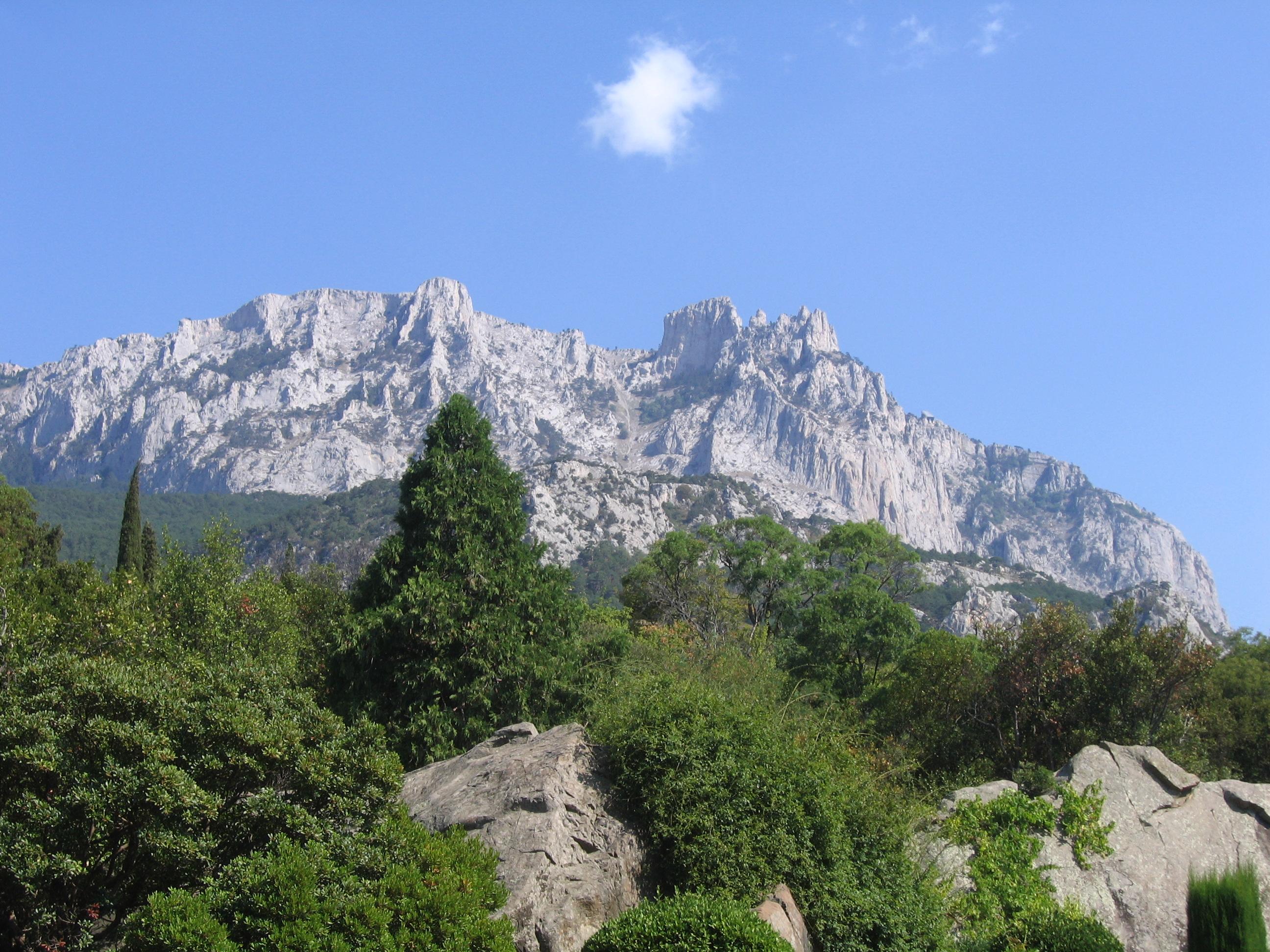 Происхождение крымских гор реферат 795