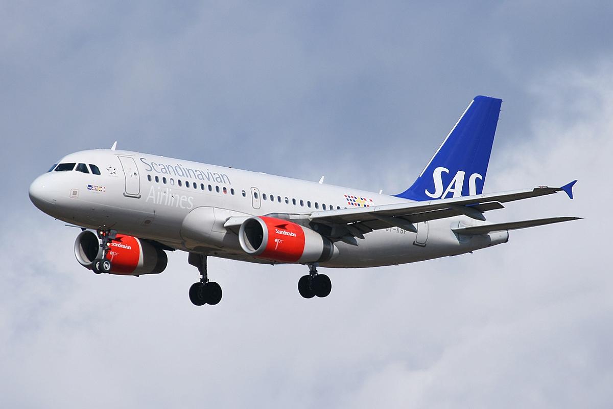 Resultado de imagen para sas Airlines A319