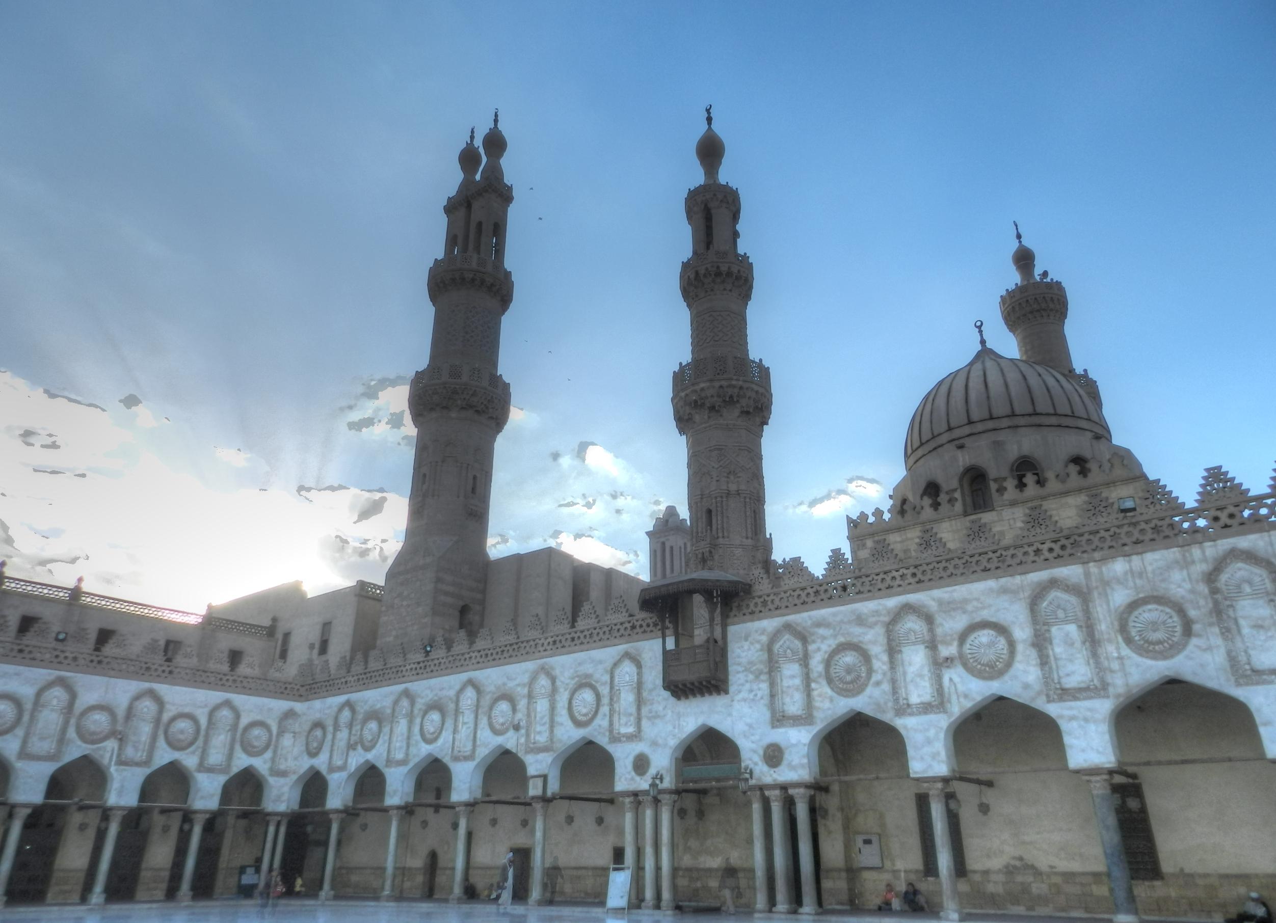 egipto en 4 dias - mezquitas el cairo