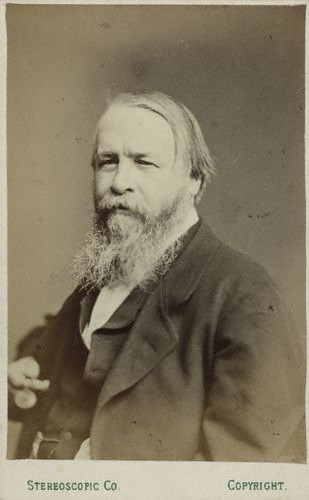 Alexander Beresford Hope (circa 1870s).