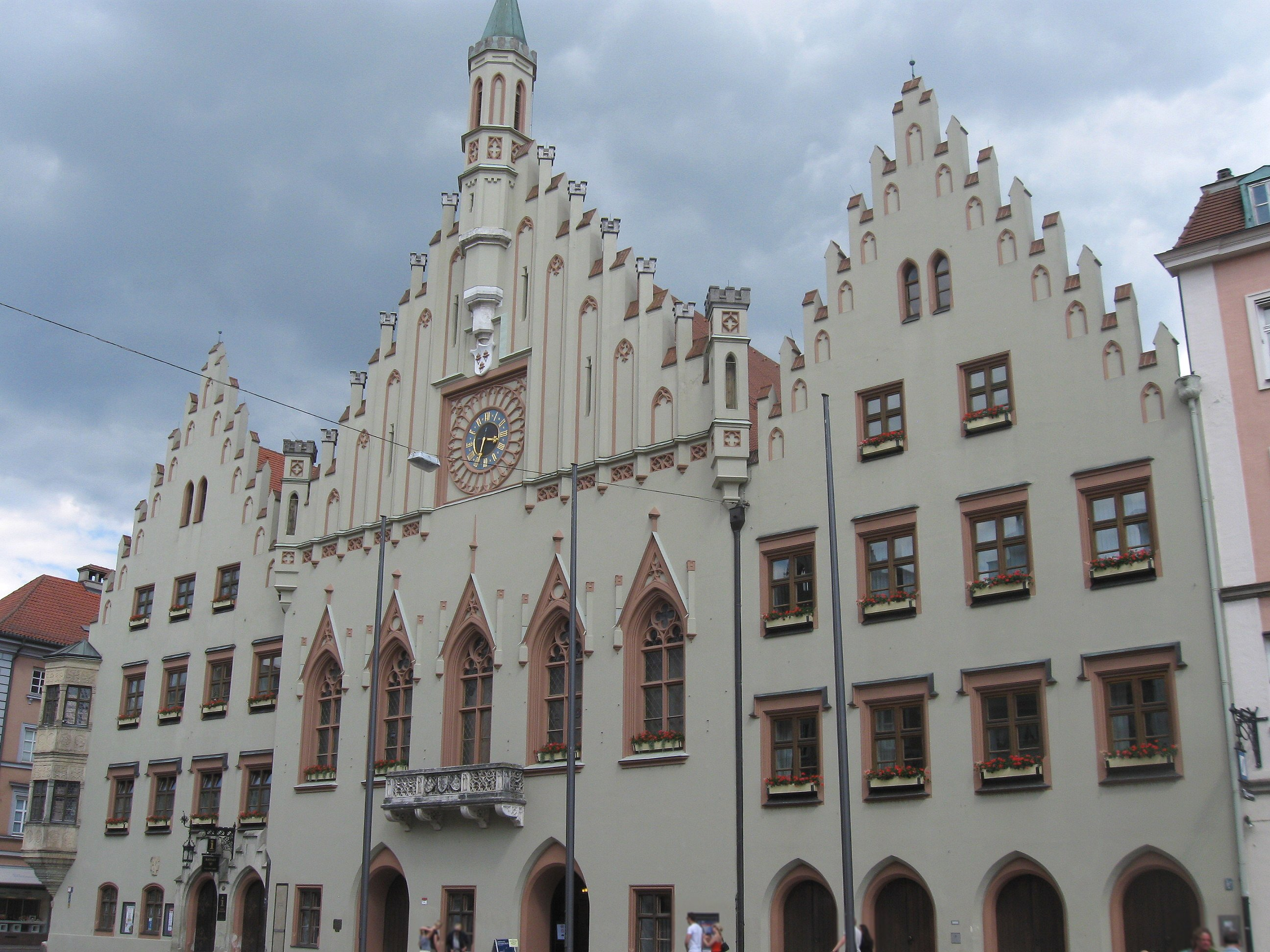 Liste der Baudenkmäler in Landshut Altstadt –