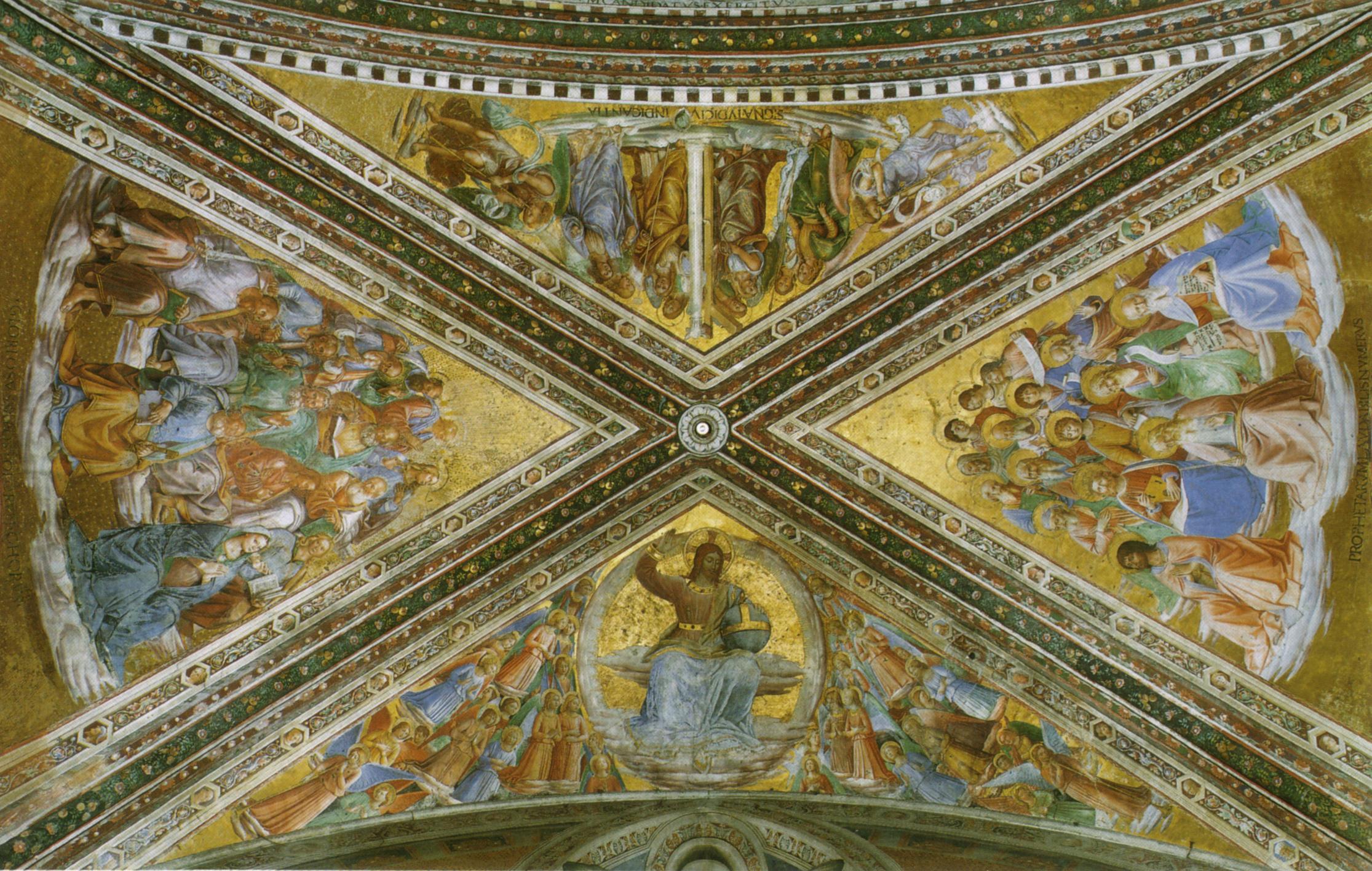 File Angelico Cappella Di San Brizio 03 Jpg Wikimedia