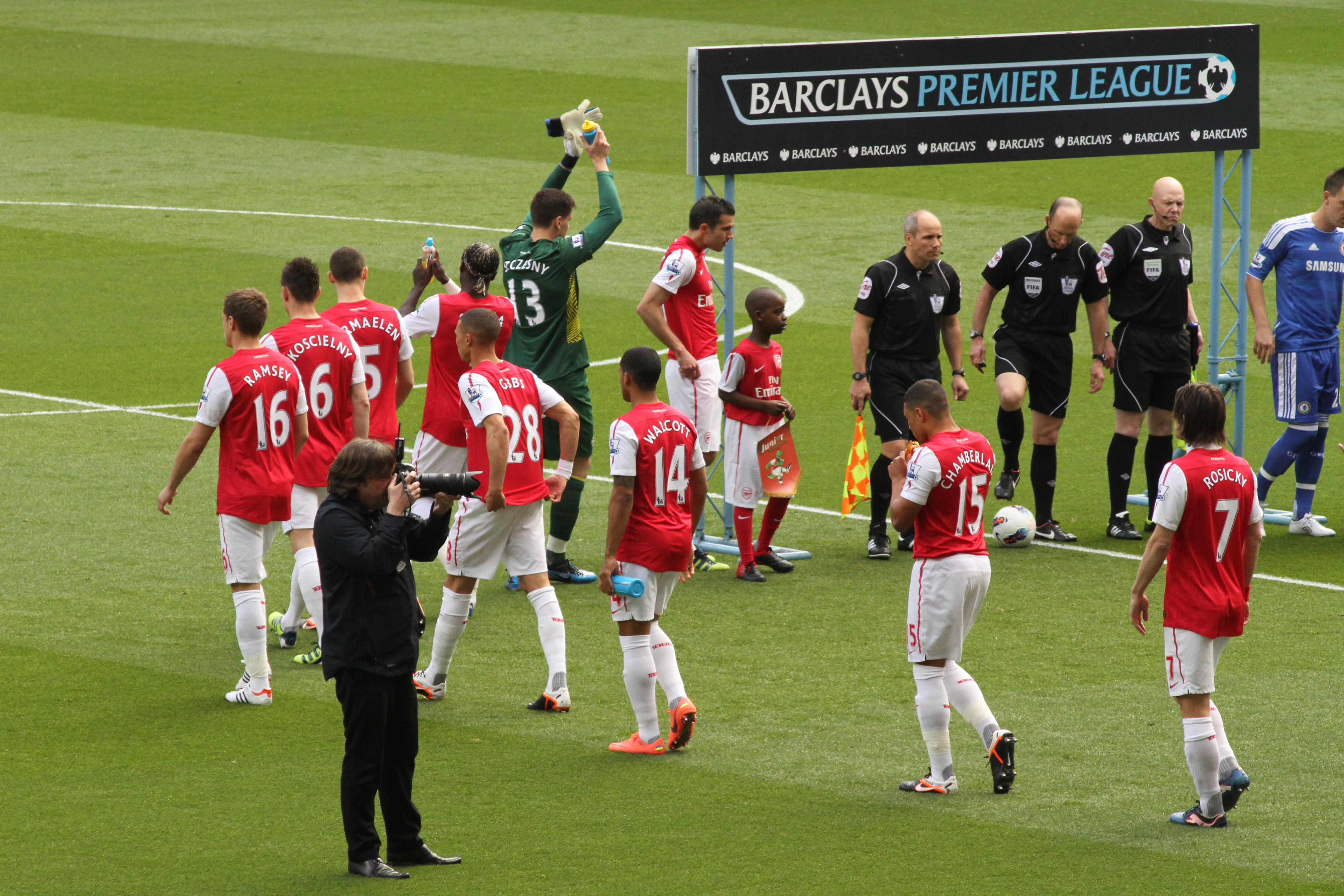 7405fd15c Arsenal F.C. league record by opponent - Wikipedia