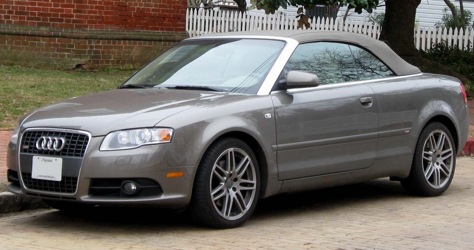 File Audi A4 S Line Convertible 03 11 2010 Jpg