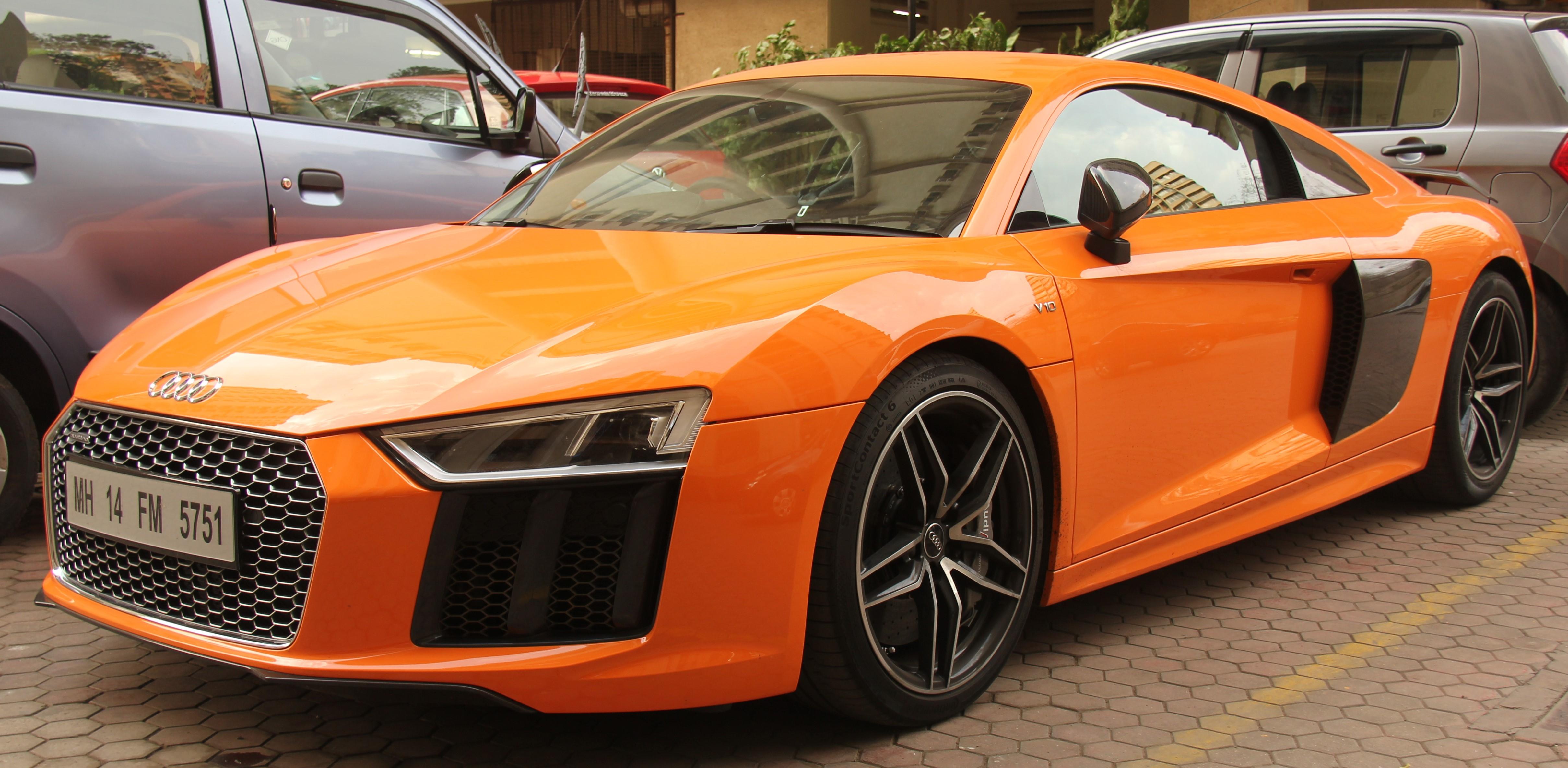 Best Audi R Color