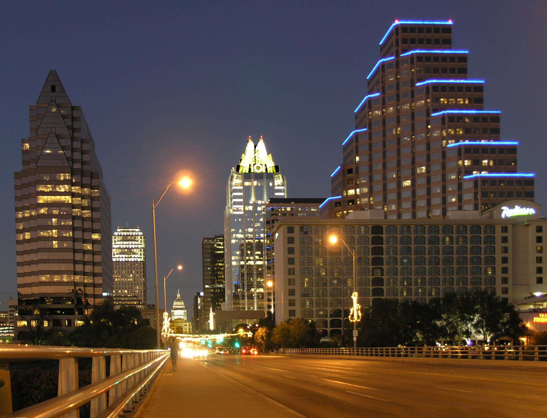 Sehensw 252 Rdigkeiten Und Tourismus Austin Usa Reisef 252 Hrer