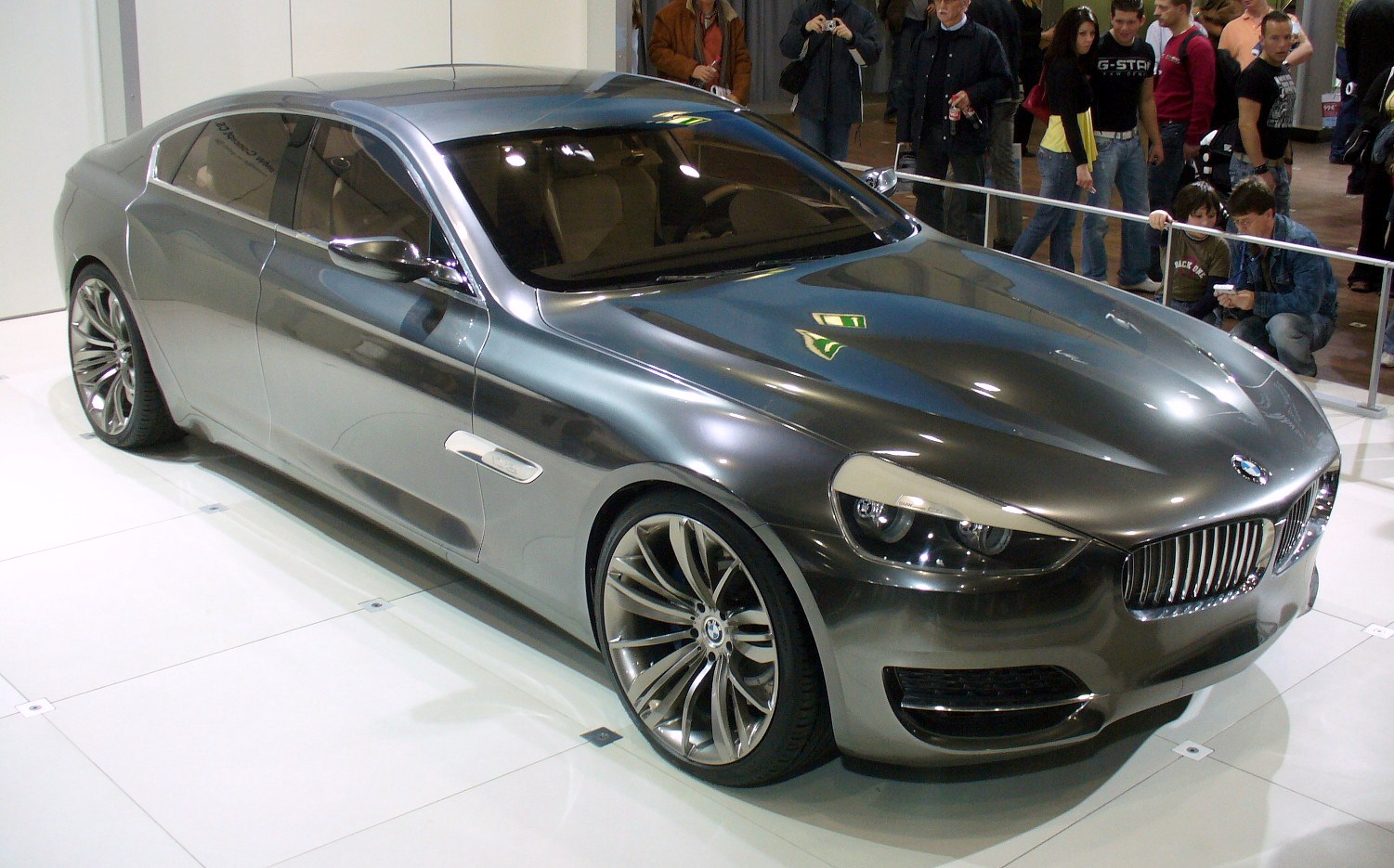 2008 BMW Concept CS - Car Pictures