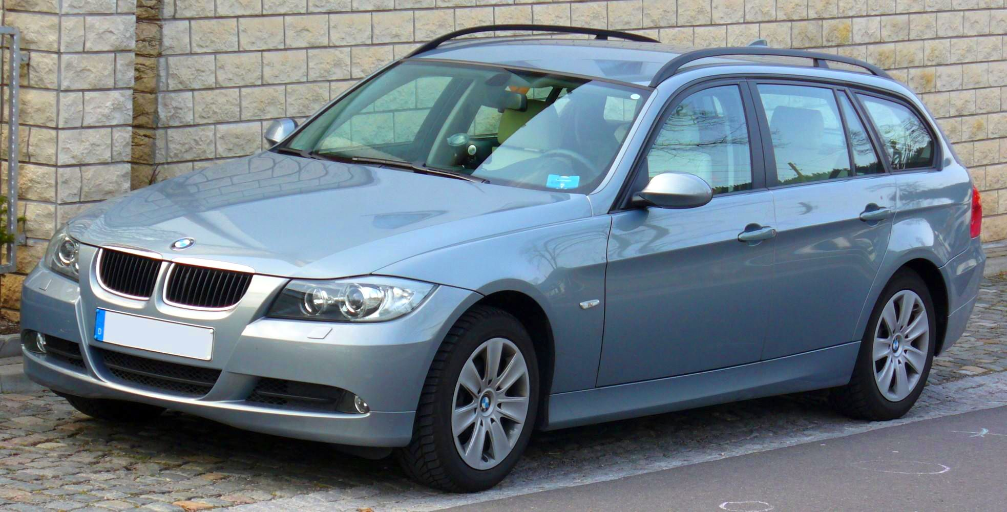 Bmw E90 Wiki >> File:BMW E90 Touring.jpg - Wikimedia Commons