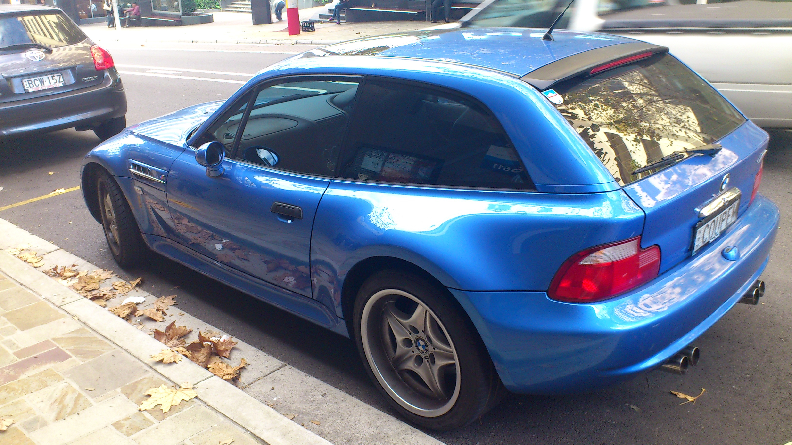File Bmw Z3 M Coupe Jpg Wikimedia Commons