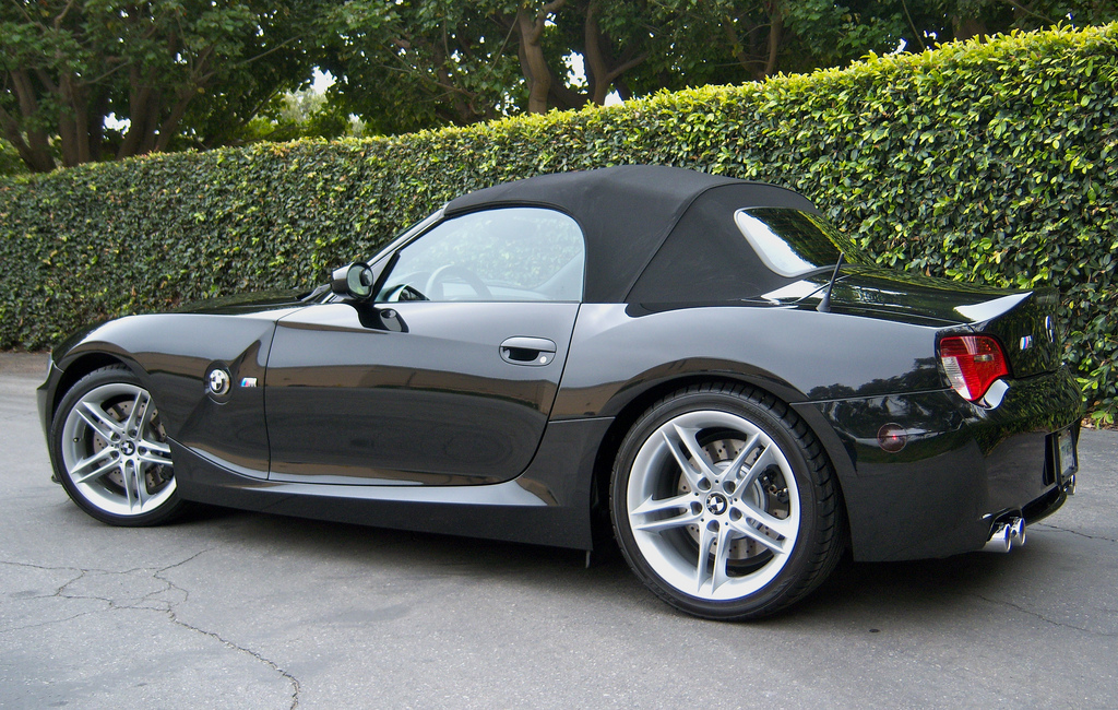 File Bmw Z4m Side View Malibu Jpg Wikimedia Commons