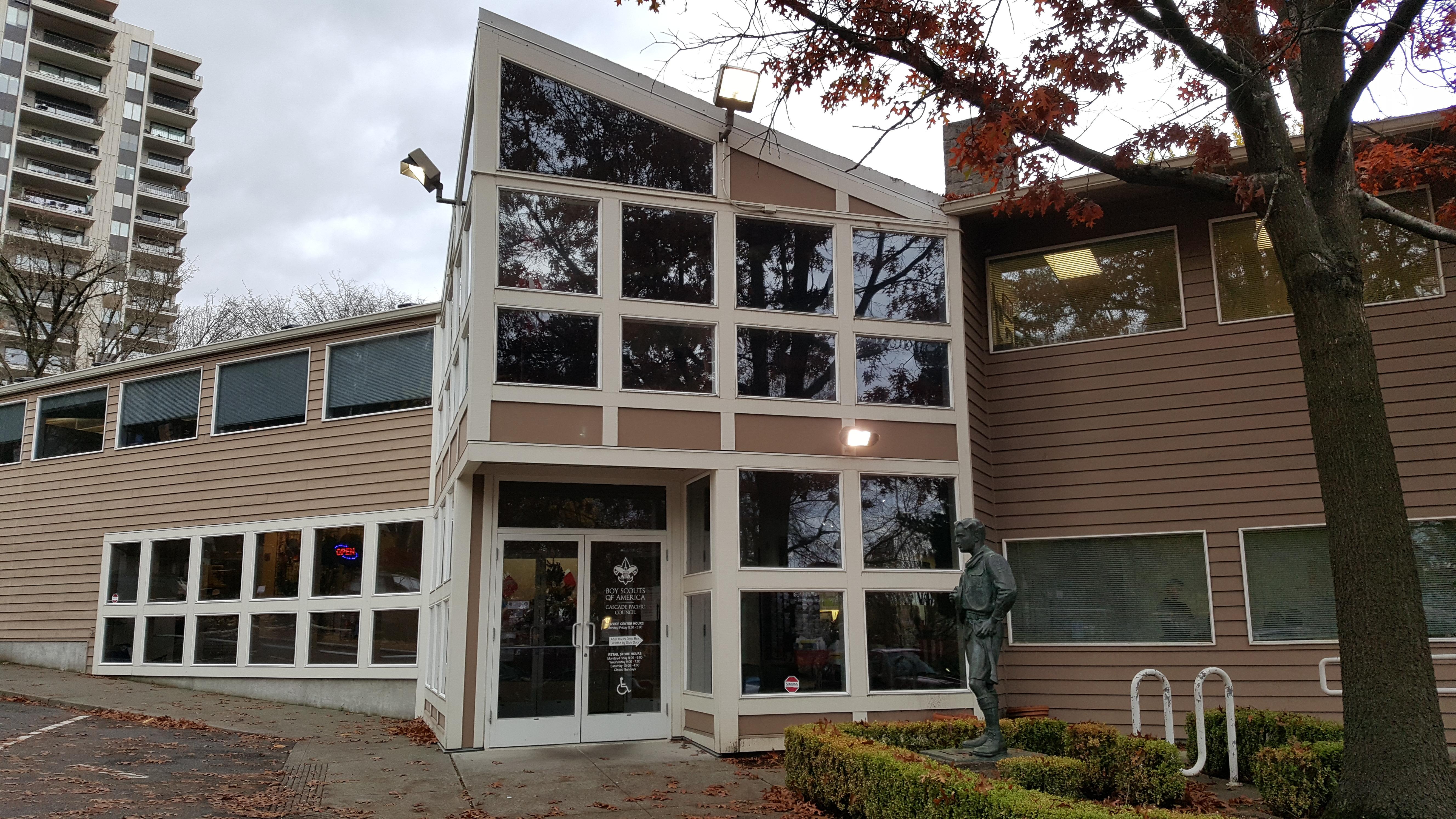 File:BSA, Portland, Oregon, 2018 - 1 jpg - Wikimedia Commons