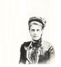 Bamie Roosevelt Elder sister of Theodore Roosevelt