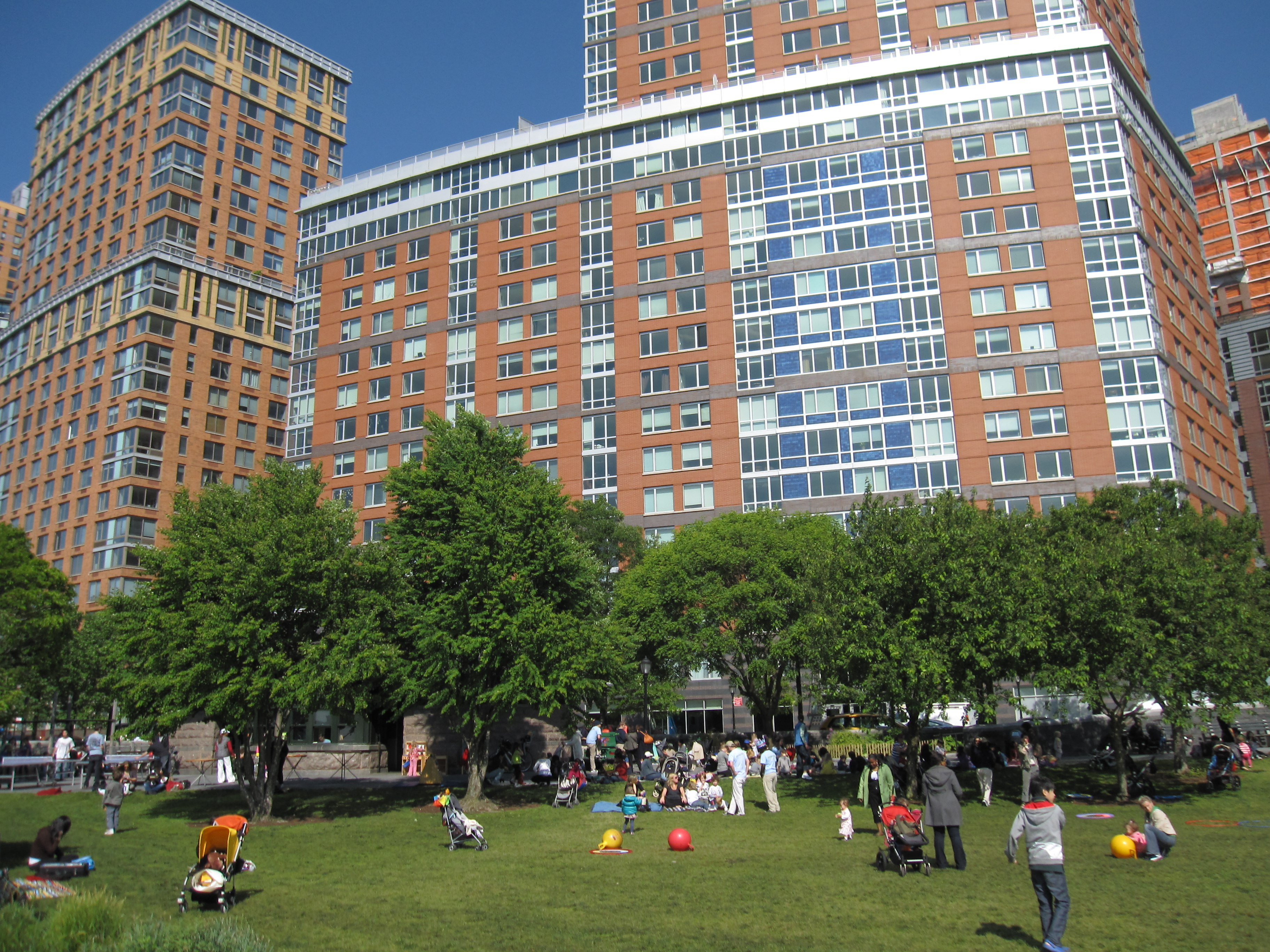 Battery Park City Authority Events