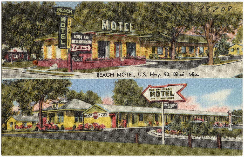 Motel  Biloxi Beach