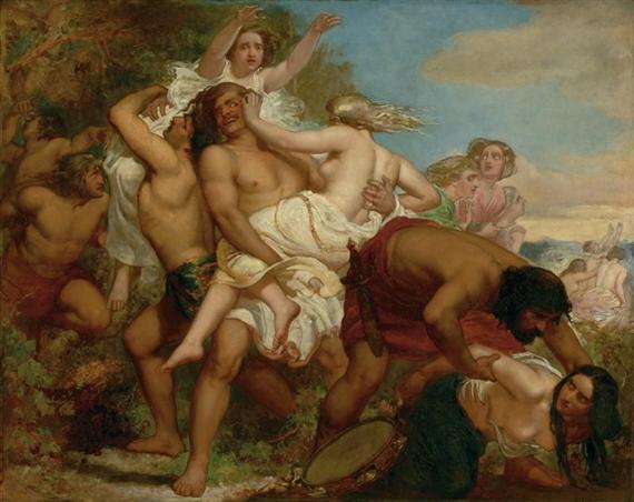 Benjamin Seizes Daughter of Shiloh