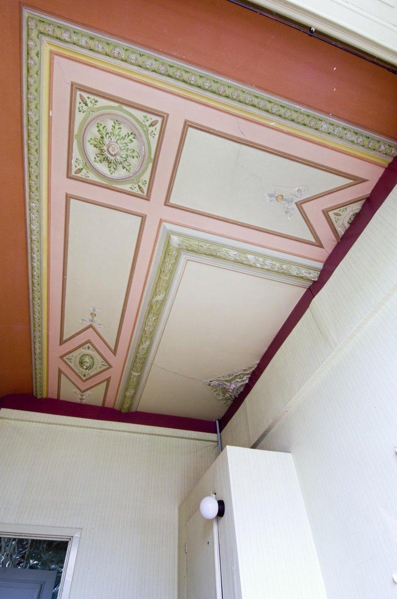 File:Beschilderd plafond in de slaapkamer - Baard - 20409200 - RCE ...