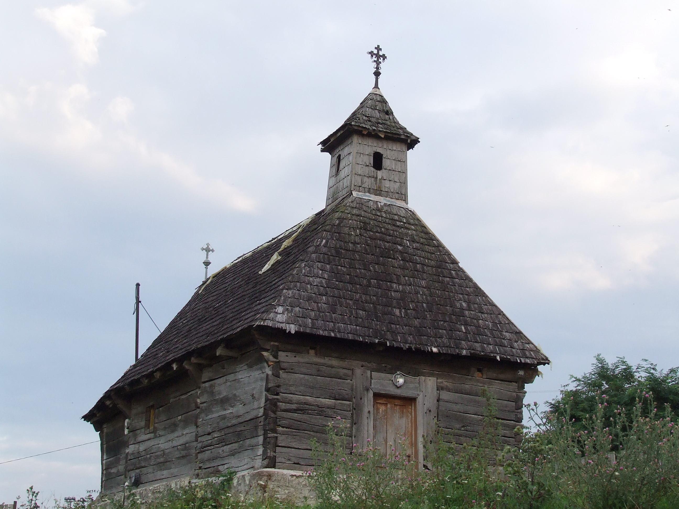 Biserica de lemn din Cuciulata