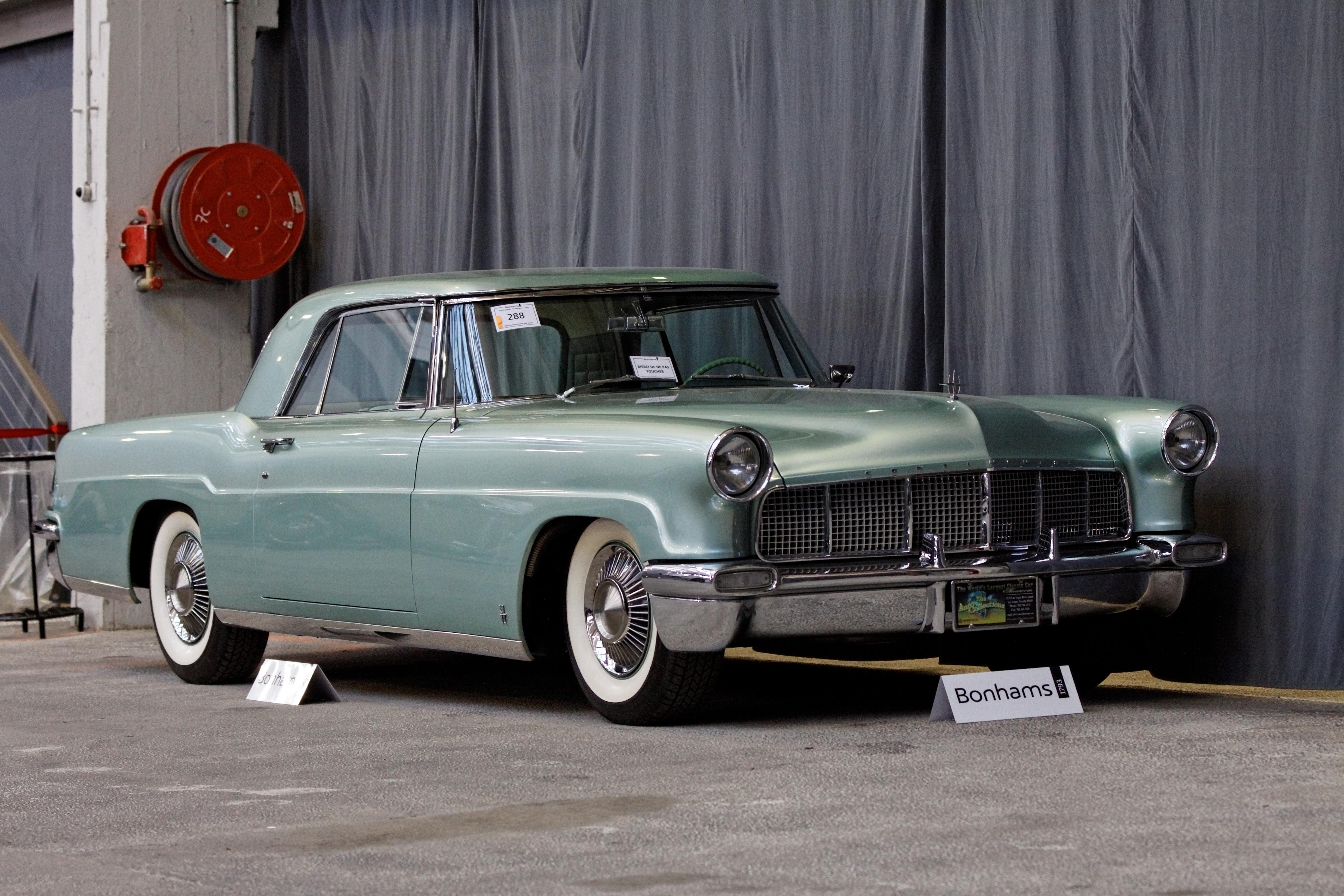 File:Bonhams - The Paris Sale 2012 - Lincoln Continental MkII Coupe