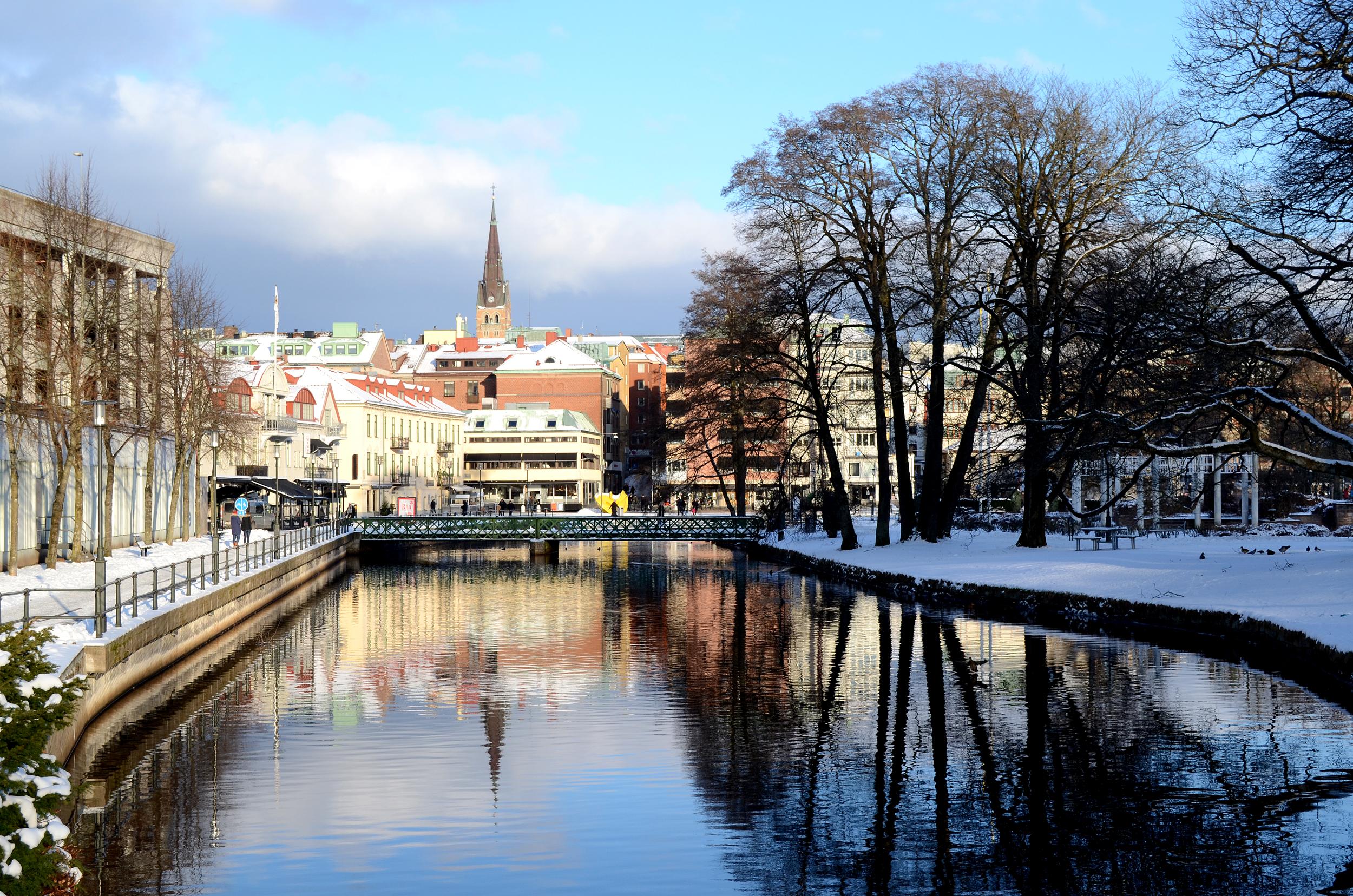 Sveriges största städer - Borås