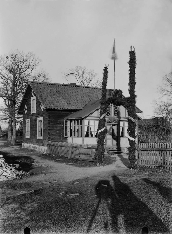 Ekonomibyggnader, Frtuna grd, Rasbo socken - Europeana