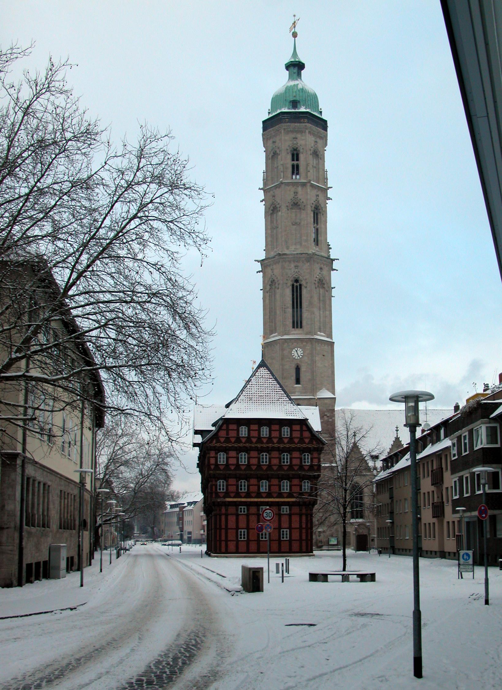 file braunschweig alte waage andreaskirche wollmarkt winter 2010 jpg wikimedia commons. Black Bedroom Furniture Sets. Home Design Ideas