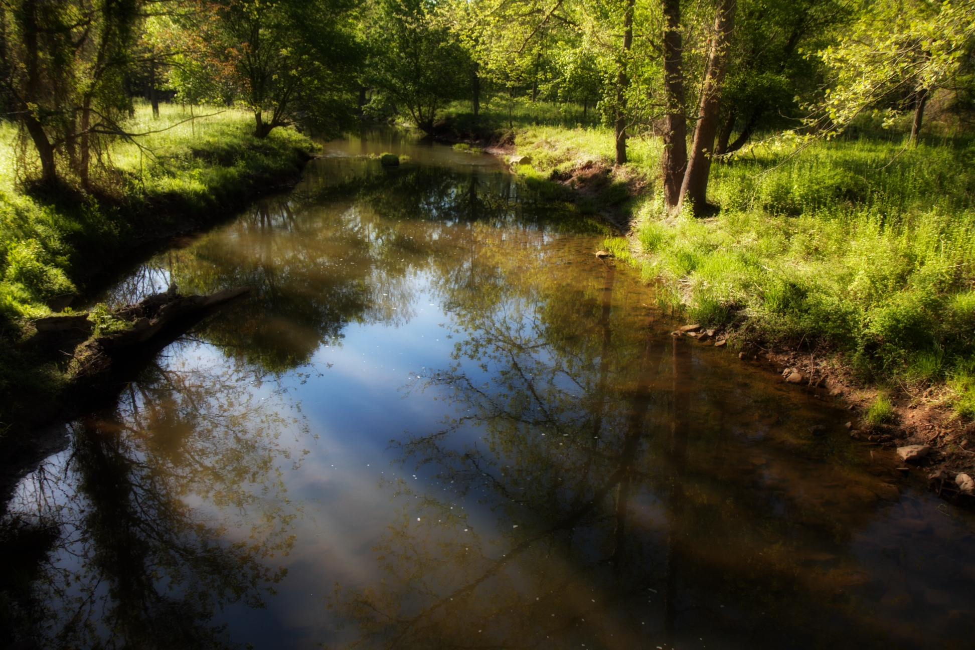 Description broad river fauquier county