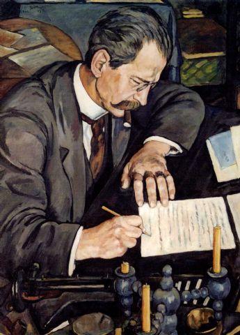 Buettner Arno Holz