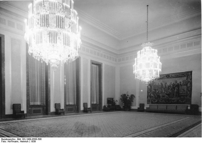 The Grand Reception Hall (1939)