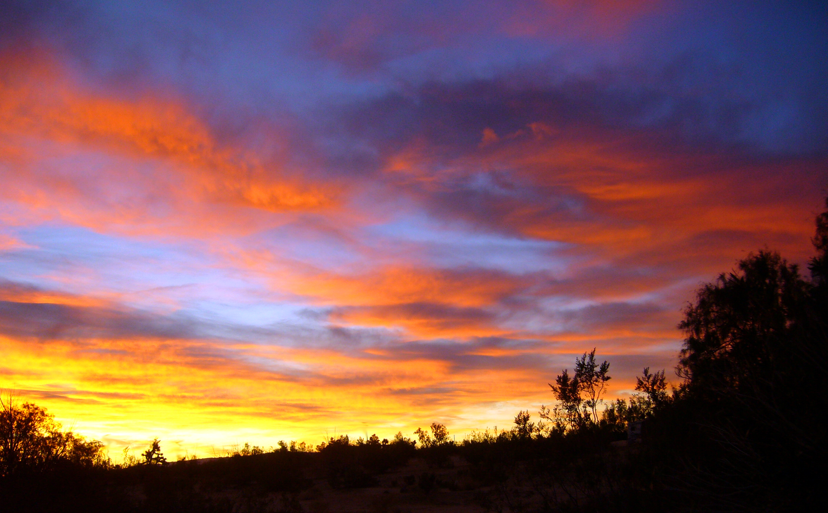 Description California High Desert Sunrise.jpg