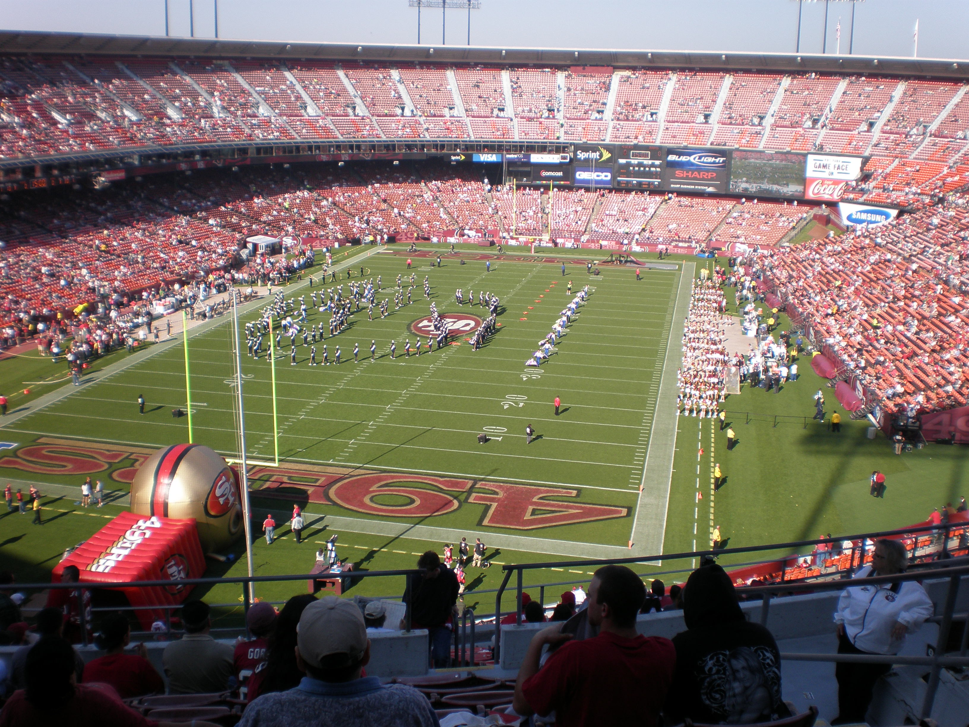 File Candlestick Park Field From Ur 13 Jpg Wikimedia Commons