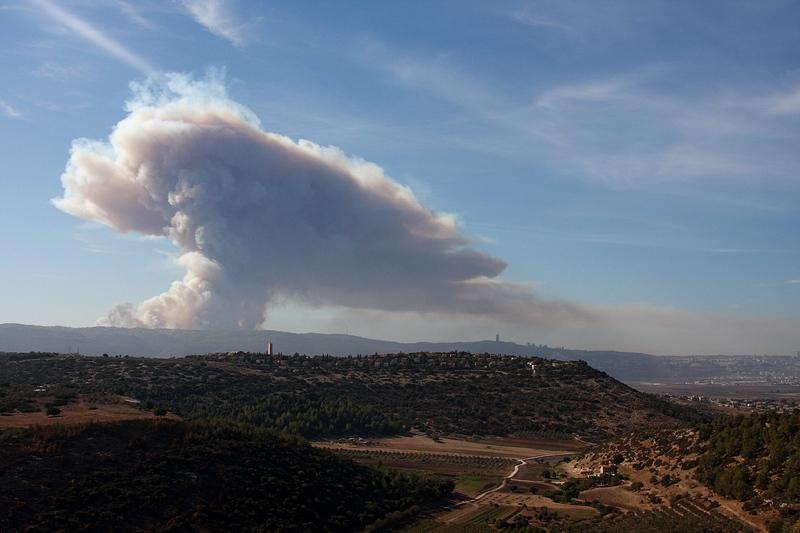 Mount Carmel Forest Fire 2010 Wikipedia