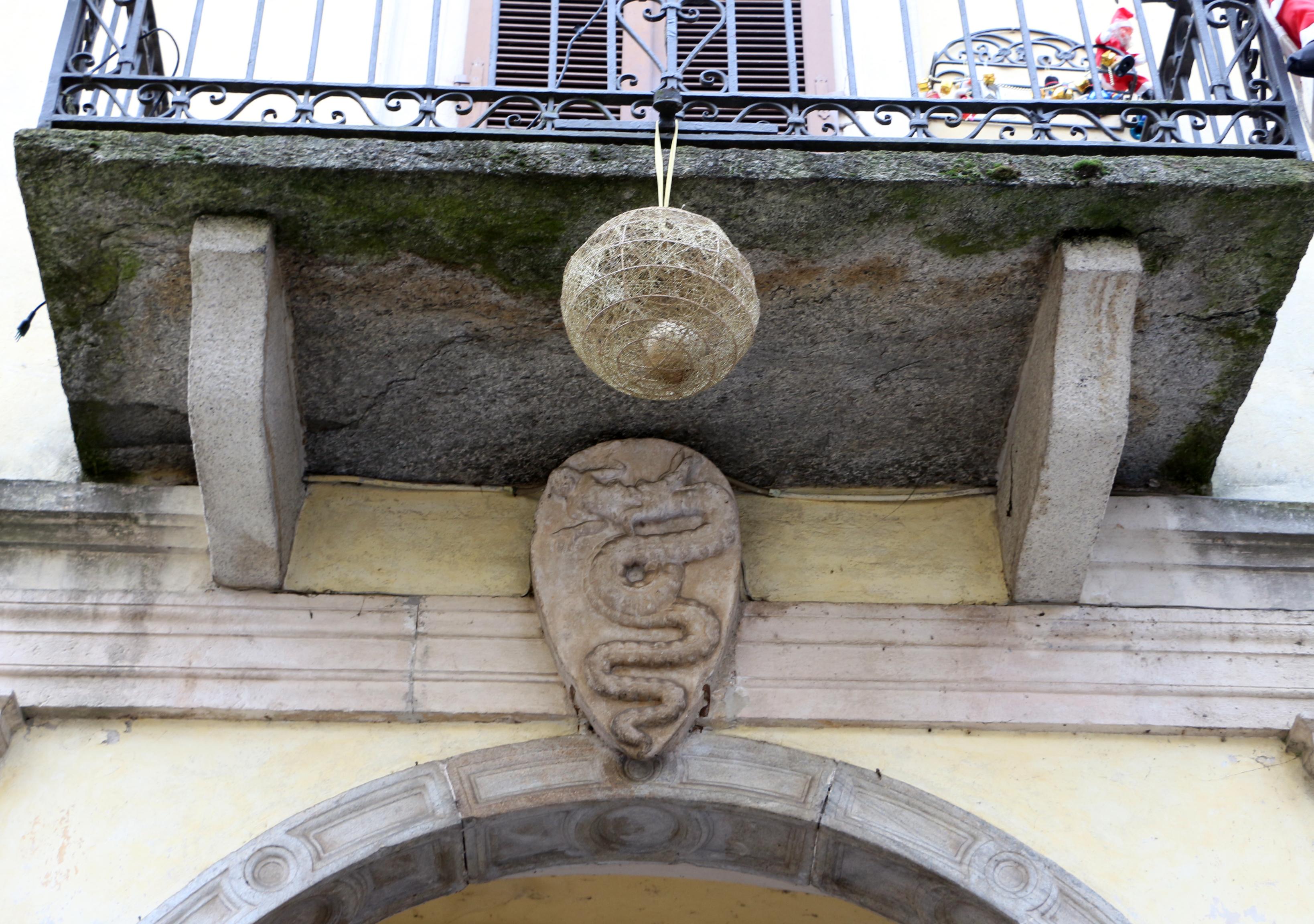 File castelletto sul ticino stemma visconti jpg wikimedia commons - Castelletto sul ticino ...