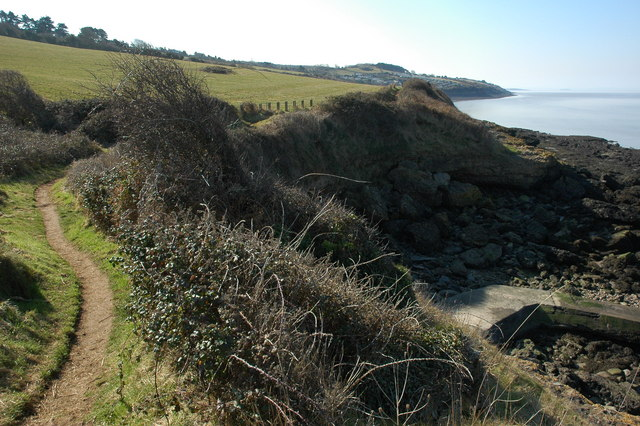 Charlcombe Bay - geograph.org.uk - 1757069