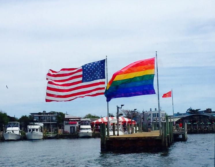 Cherry Grove Fire Island Ferry