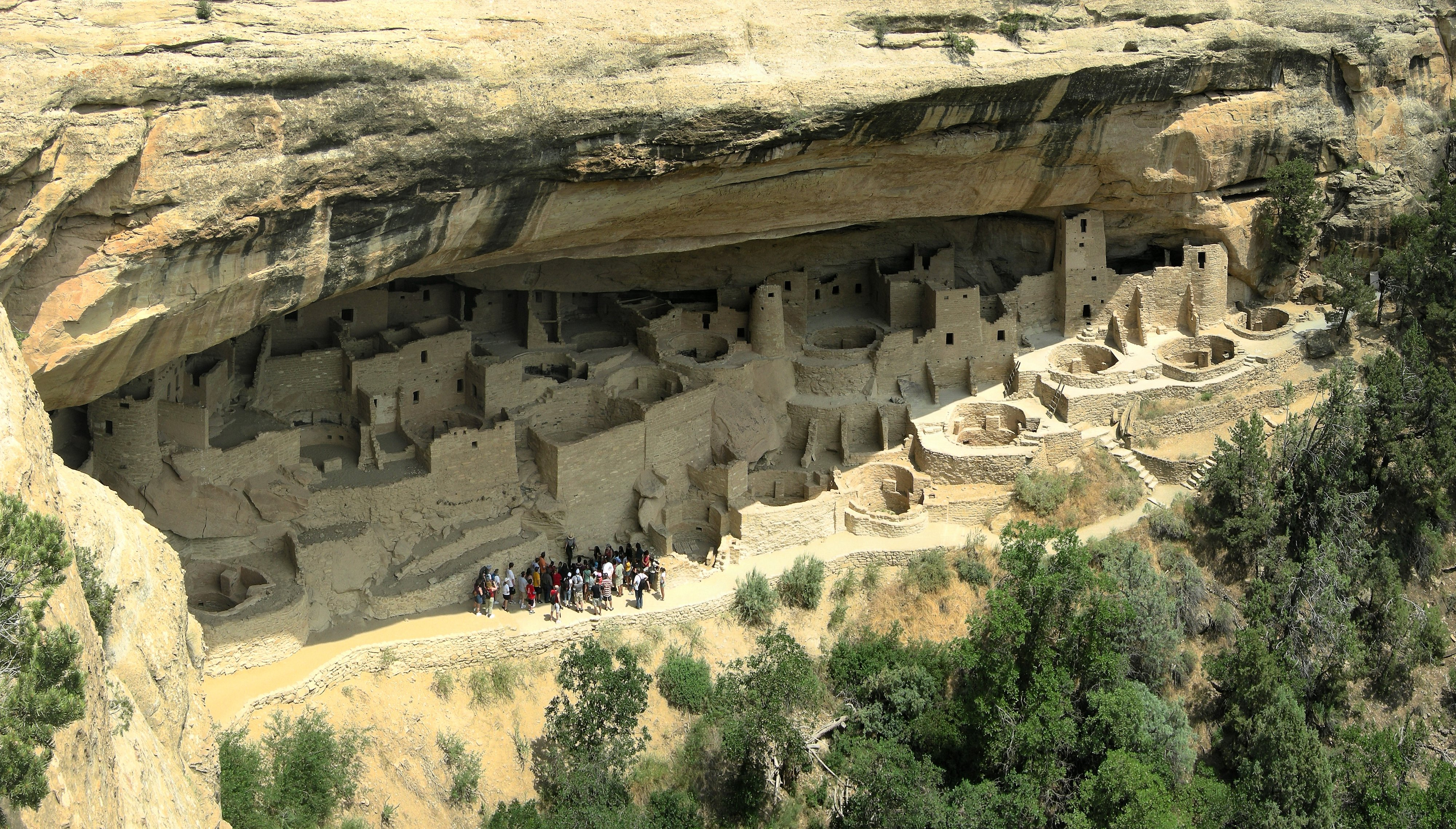 File Cliff Palace Colorado Mesa Verde Np Jpg Wikimedia