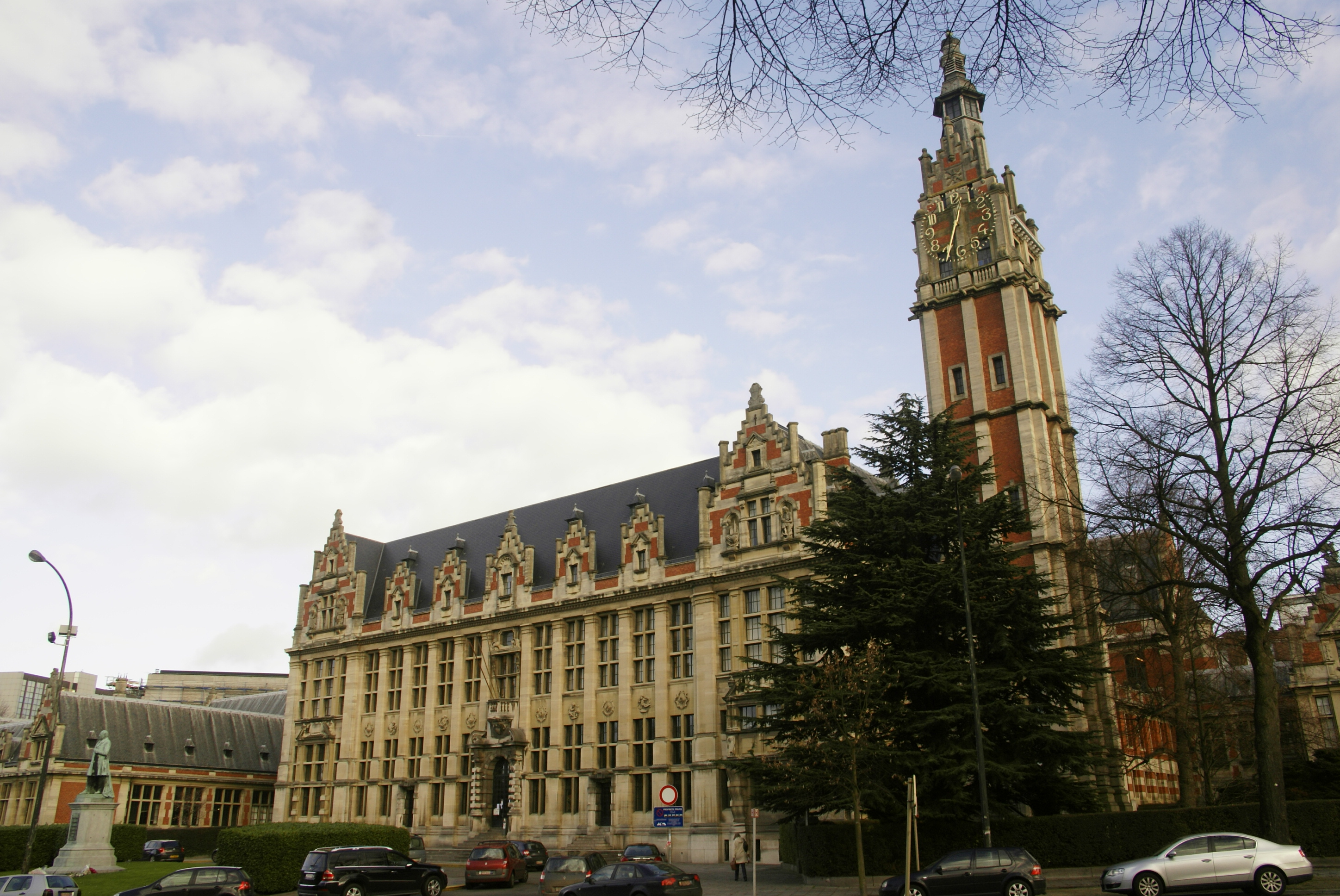 Free Images Of Free University of Brussels