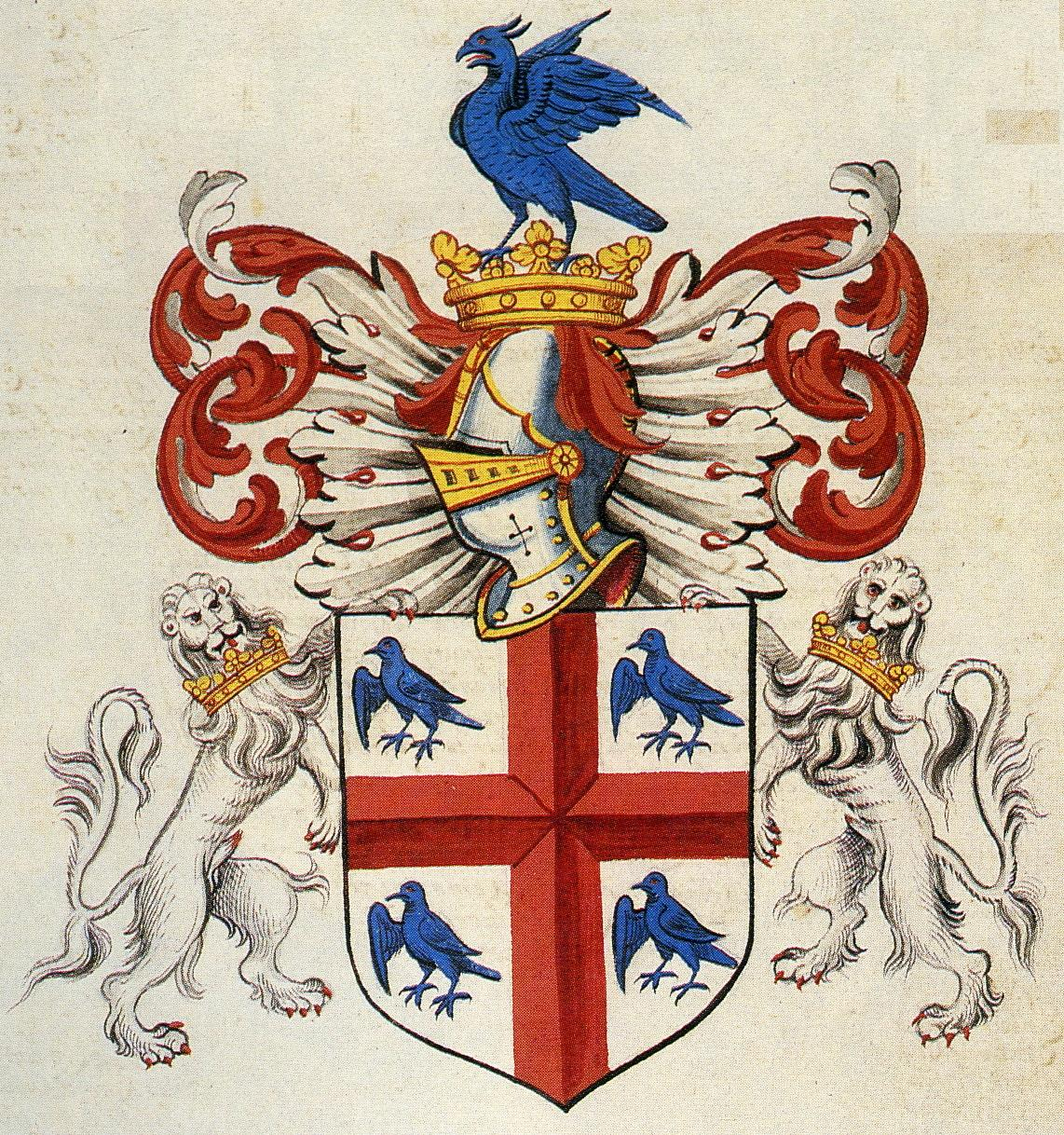 File:College of Arms-Lant's Roll.JPG - Wikimedia Commons