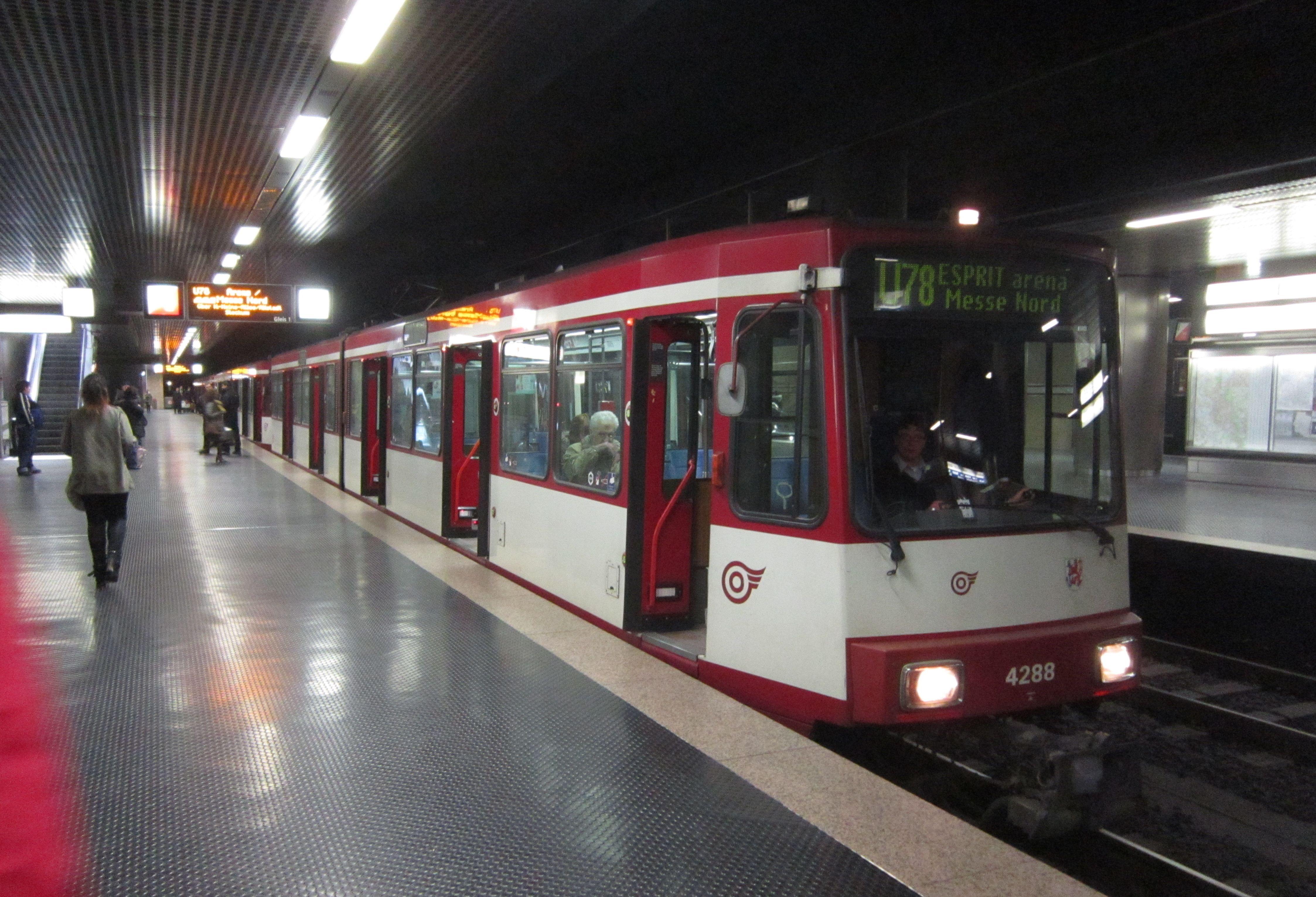 Blennemann Duisburg düsseldorf stadtbahn - wikipedia