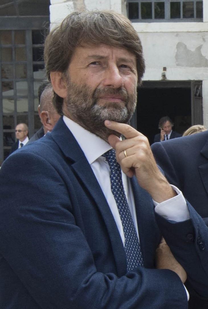 Dario Franceschini - Wikipedia