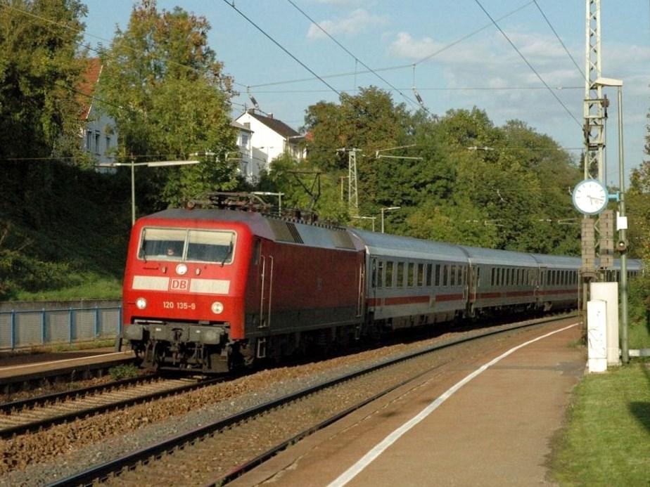 Liste Der Intercity Linien Deutschland Wikipedia