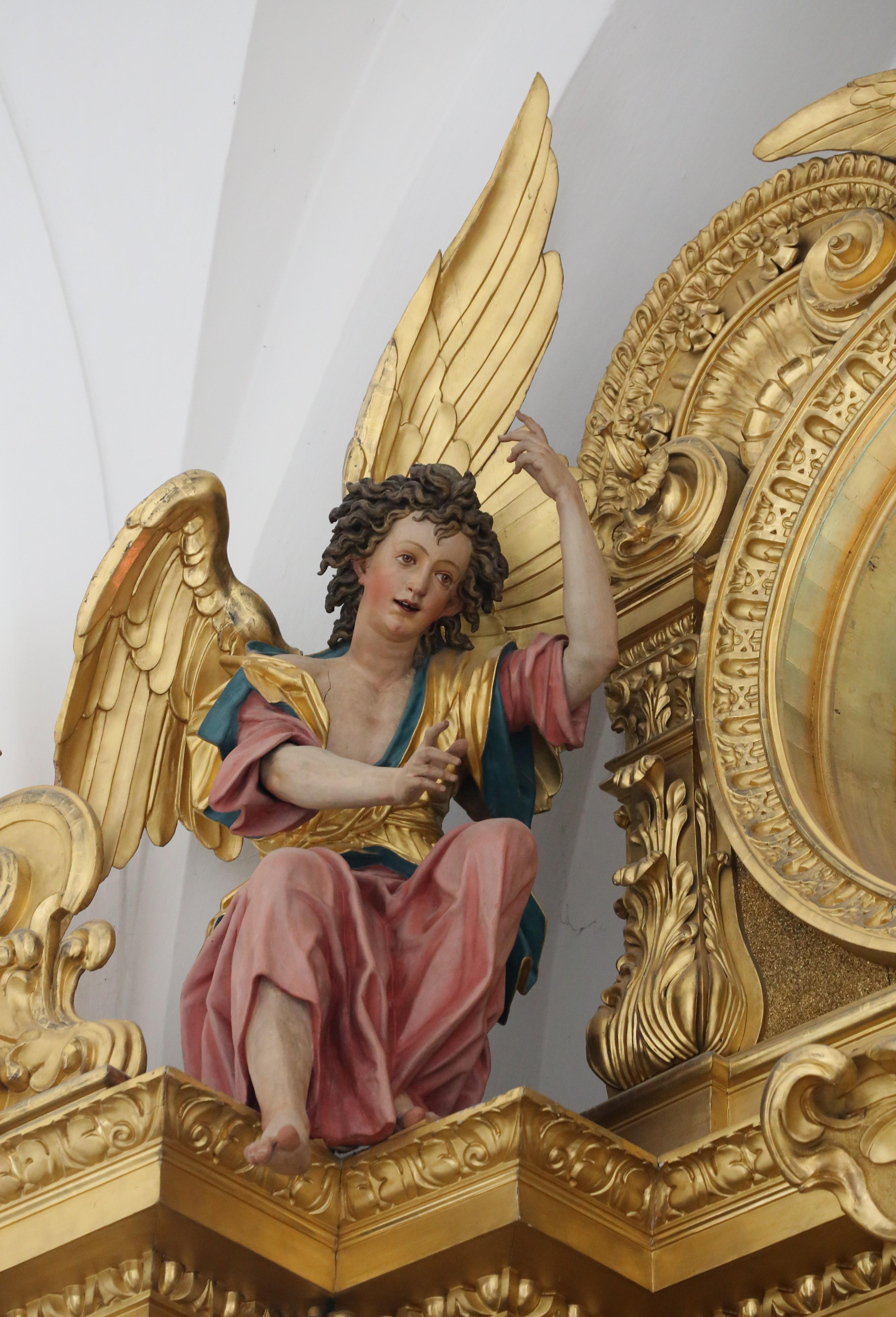 Engel Am Dom