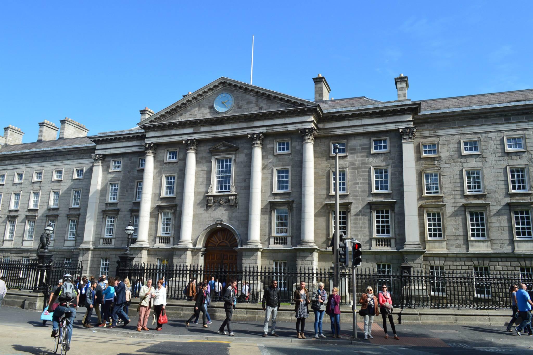 File:Dublin - Trinity College Dublin - 20180925051105 jpg