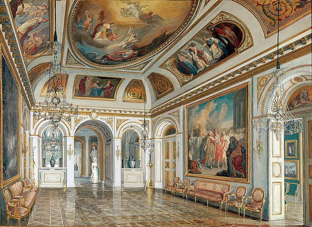 Italian House Interior Design