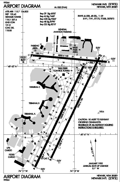 Image Gallery Ewr Map