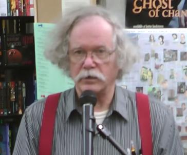 Ed Sanders in 2012