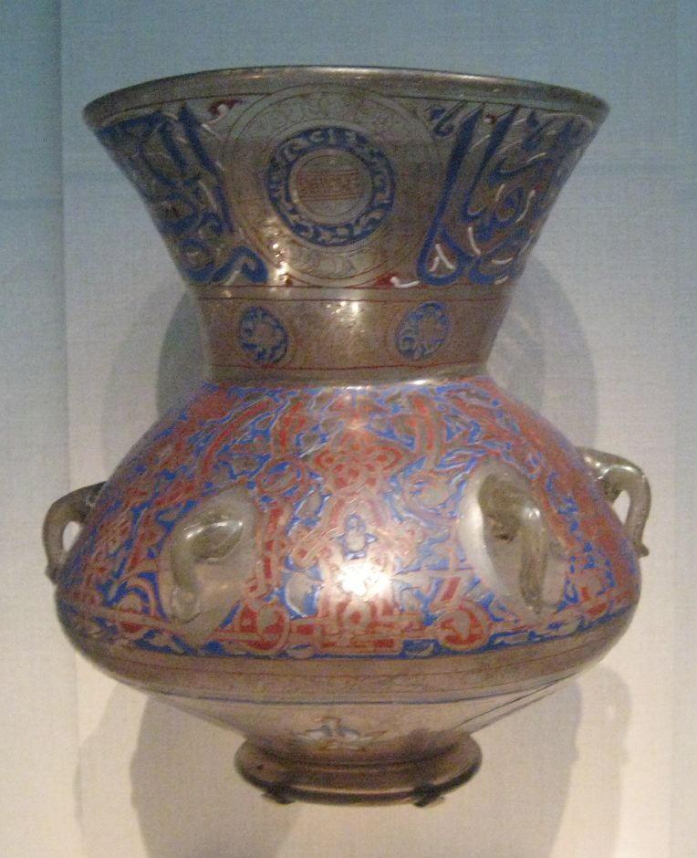 Islamic glass - Wikipedia