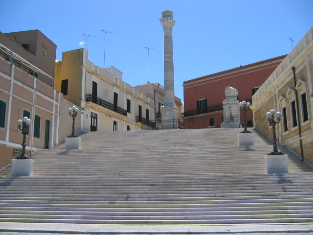Eindpunt Via Appia