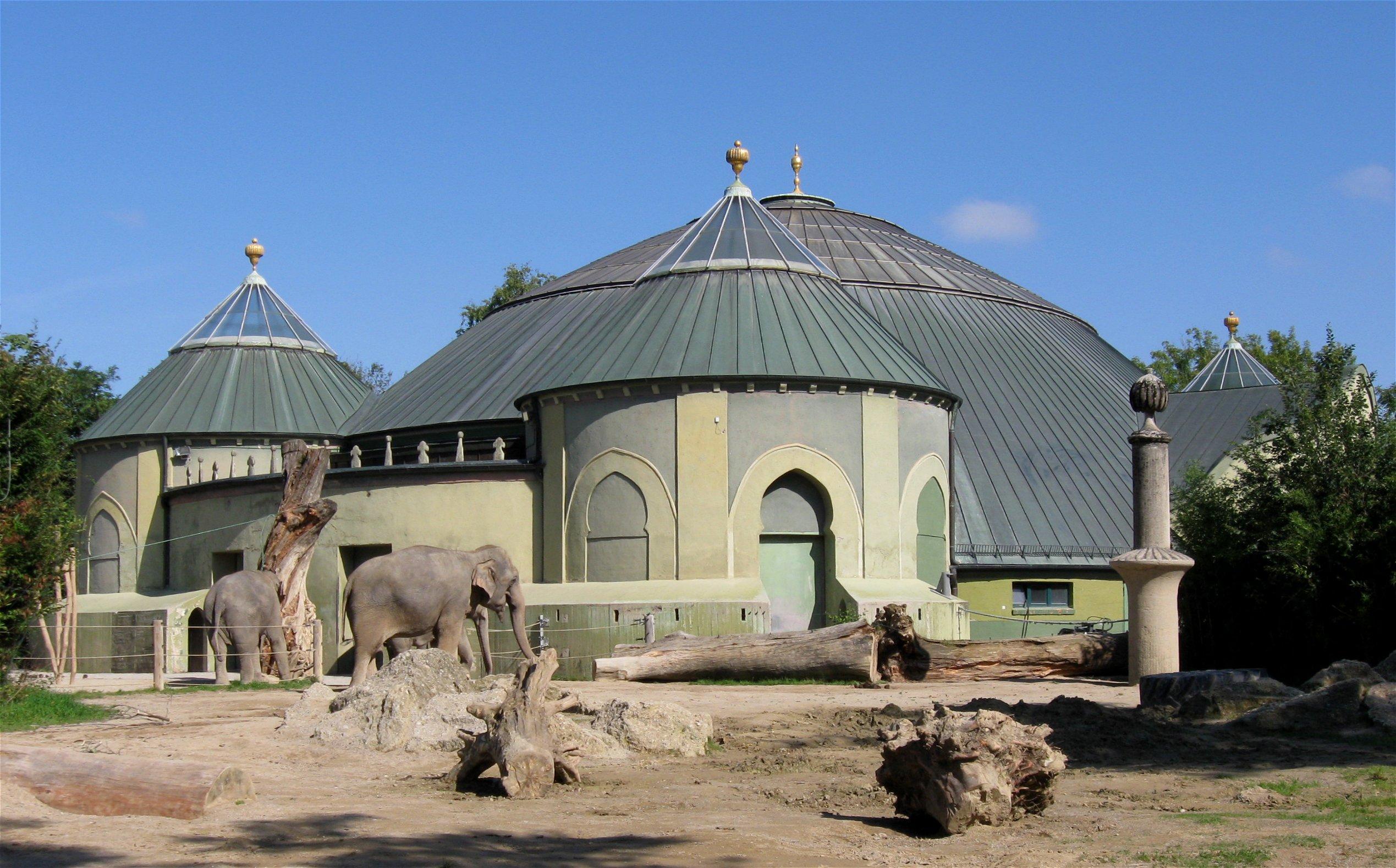 File Elefantenhaus Tierpark Hellabrunn Muenchen