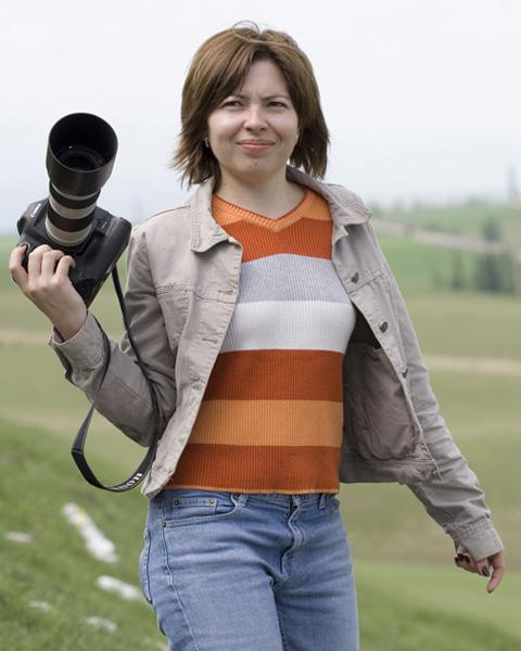 Image of Elena Skochilo from Wikidata